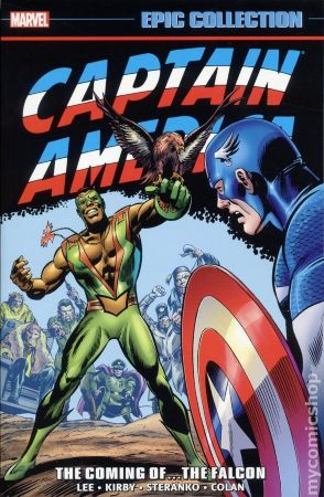 Captain America: The Coming of the Falcon TPB (Epic Collection)