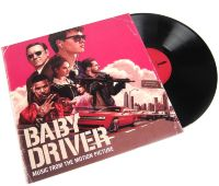 Винил Baby Driver - Music from the Motion Picture 2LP