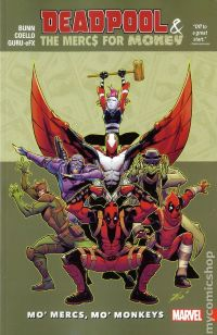 Deadpool and the Mercs For Money TPB Vol.1
