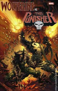 Wolverine vs. the Punisher TPB