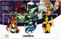 Фигурка Nintendo Amiibo - Shovel Knight Treasure Trove 3-Pack