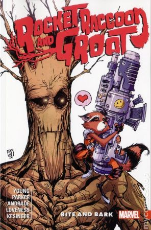 Rocket Raccoon and Groot TPB Vol.0