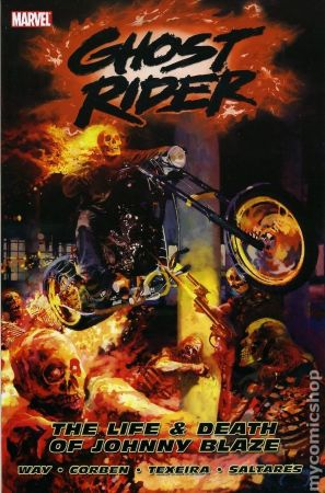 Ghost Rider By Daniel Way TPB Vol.2