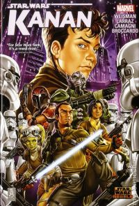 Star Wars: Kanan HC (Deluxe Edition)