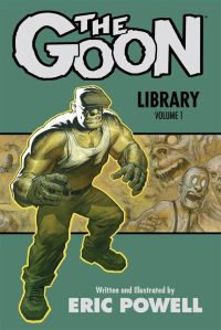 Goon HC Vol.1 (Library Edition)