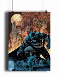 Постер Batman Hush by Jim Lee #1 (pm085)