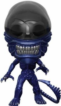 Фигурка Funko Pop! Movies: Alien 40th Anniversary - Xenomorph (Blue Metallic)