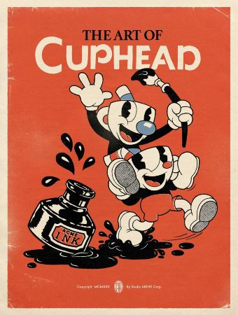 The Art of Cuphead HC
