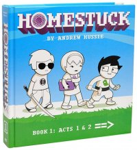 Homestuck. Book 1: Act 1 & Act 2 HC