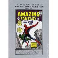 Marvel Masterworks Amazing Spider-Man HC vol.01