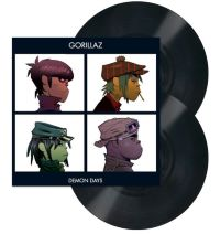 Винил Gorillaz: Demon Days (2LP)