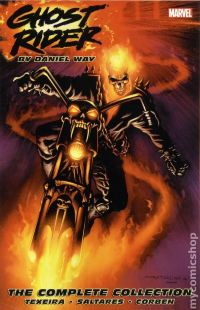 Ghost Rider by Daniel Way TPB (The Complete Collection)