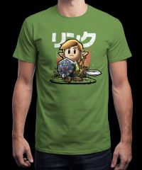 Футболка QWERTee - The Legend of Zelda - Awakening