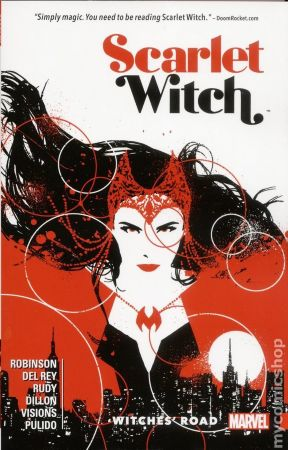 Scarlet Witch TPB Vol.1