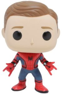 Фигурка Funko Pop! Movies: Spider-Man Homecoming - Spider-Man Unmasked (Hot Topic Exclusive)