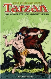 Tarzan The Complete Joe Kubert Years Omnibus TPB (Dark Horse Archives)