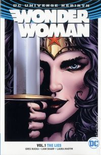 Wonder Woman TPB Vol.1 (DC Universe Rebirth)