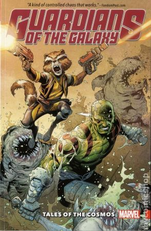Guardians of the Galaxy: Tales of the Cosmos TPB