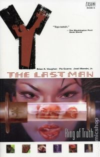 Y the Last Man TPB Vol.5