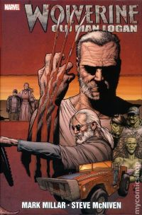 Wolverine Old Man Logan HC (Deluxe Edition)