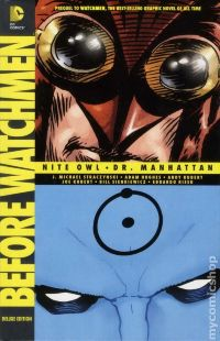 Before Watchmen: Nite Owl / Dr. Manhattan HC (Deluxe Edition)