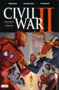 Civil War II HC (Deluxe Edition)