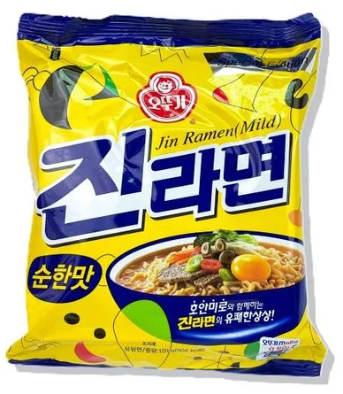 Лапша Jin Ramen (Special edition)