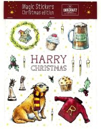 Стикерпак InkCraft - Harry Christmas