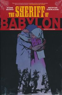 Sheriff Of Babylon HC (Deluxe Edition)