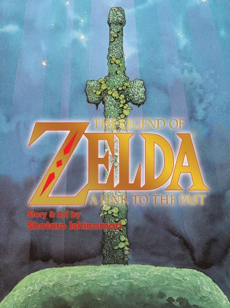 The Legend of Zelda: A Link to the Past Paperback