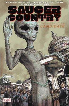 Saucer Country TPB Vol.2