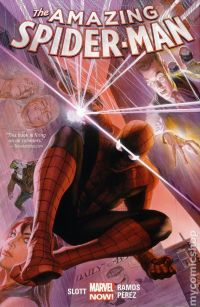 Amazing Spider-Man HC Vol.1 (2016 Deluxe Edition)