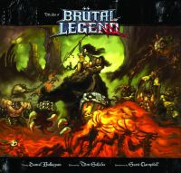 The Art of Brütal Legend HC