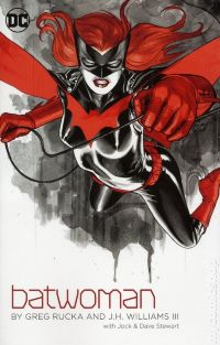 Batwoman TPB (By Greg Rucka, J. H. Williams and Jock)