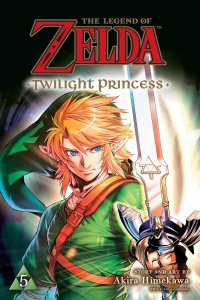 The Legend of Zelda: Twilight Princess. Vol. 5
