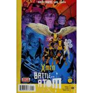 X-Men: Battle of the Atom №1 (Variant Blank Cover) - X-Men: Battle of the Atom №1 (Variant Blank Cover)
