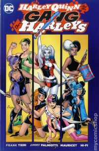 Harley Quinn and Her Gang of Harleys TPB