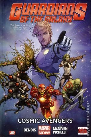 Guardians of the Galaxy HC Vol.1