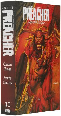 Preacher HC Vol.2 (Absolute Edition)