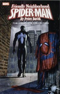 Friendly Neighborhood Spider-Man TPB (The Complete Collection by Peter David)