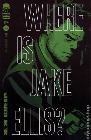 Where Is Jake Ellis №1