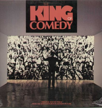 Винил The King of Comedy Soundtrack LP