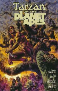 Tarzan On Planet Of Apes TPB