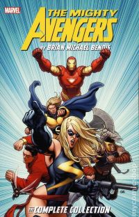 Mighty Avengers TPB (The Complete Collection by Brian Michael Bendis)