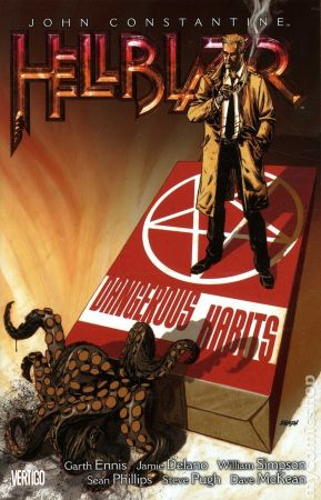 John Constantine Hellblazer TPB Vol.5 (New Edition)