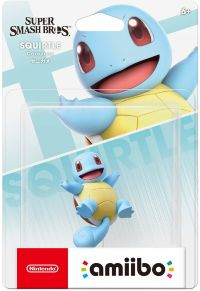 Фигурка Nintendo Amiibo - Squirtle - Super Smash Bros. Series