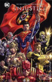 Injustice Gods Among Us - Year Five HC Vol.3