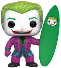 Фигурка Funko POP! 1960s Batman Surfs Up! - JOKER