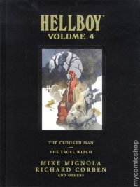 Hellboy HC Vol.4 (Library Edition)