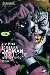 Batman: The Killing Joke HC (Deluxe Edition)